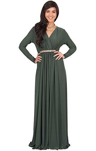 Sleeve Goddess Dress - 1