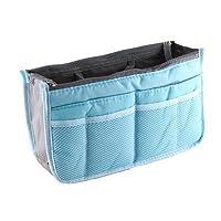 NOV@GO® (version originale qualité assurée) Organiseur/Pochette/sac de rangement intérieur pour grand sac à main ou sac de voyage (divers coloris disponibles)