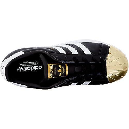 adidas Superstar Metal Toe, Zapatillas para Mujer well