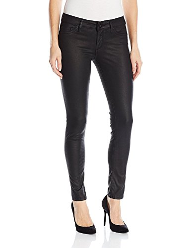 DL1961 Women's Emma Power Legging Jeans, Charcoal, 26 by DL1961
