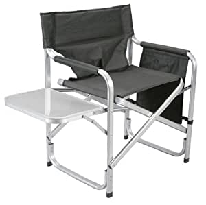 Amazon Com Faulkner Director Chair With Folding Tray