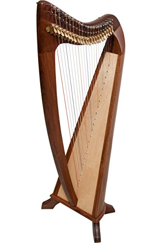 EMS Hailey Harp TM, 22 Strings by Early Music Shop