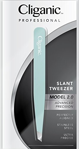 Professional Tweezers Precision Stainless Cliganic product image