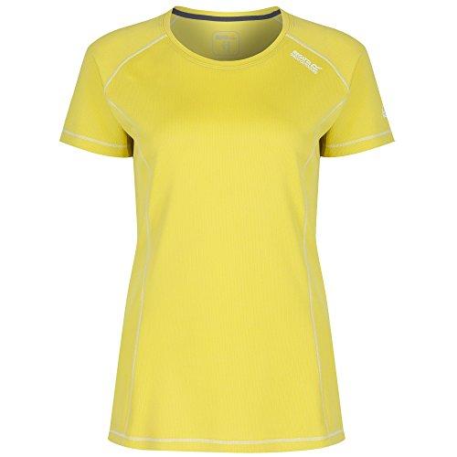 Regatta Virda Camiseta, Mujer Calabaza