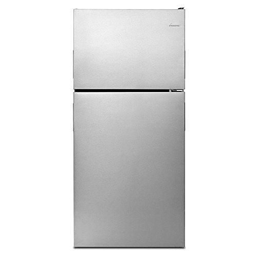 Amana Stainless Steel Top Freezer Refrigerator