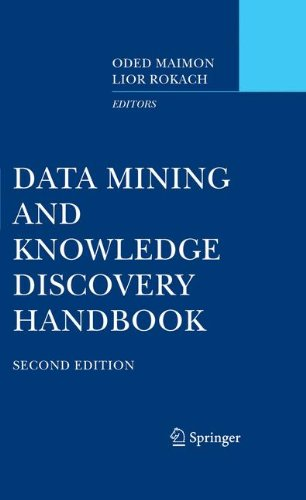Data Mining and Knowledge Discovery Handbook (Springer series in solid-state sciences)