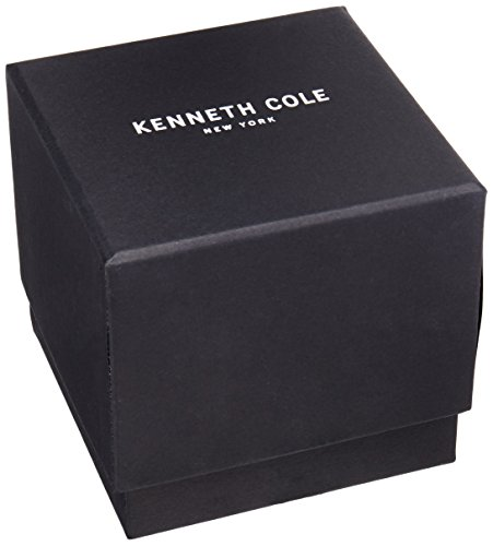 Kenneth Cole New York Mens Uhr Watch Leather KC15097003