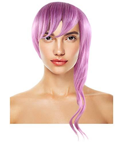 Halloween Party Online Final Fantasy Lightning Wig, Pink Kids HW-1635K