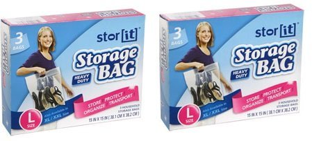 Large Heavy Storage Zip lock Count product image