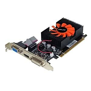 PNY NVIDIA GeForce GT 620 1GB GDDR3 VGA/DVI/HDMI PCI-Express Video Card VCGGT620XPB