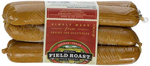 Field Roast, Grain Meat Frankfurters, 16 oz (Frozen)