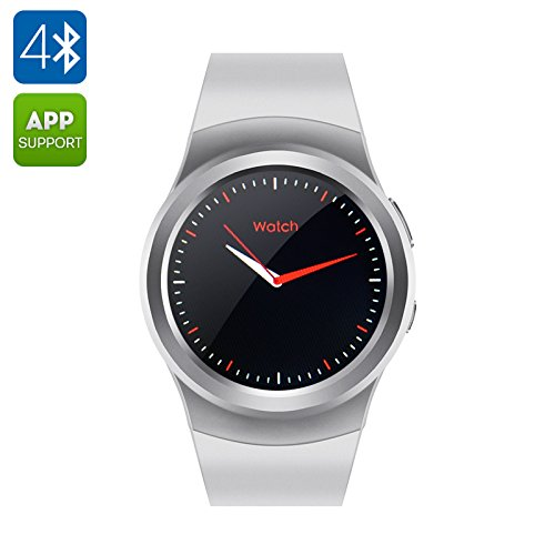No.1G3Smart Watch (Silver)