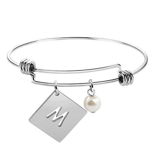 Single Pearl Bracelet - 8