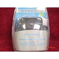 Dynex DX-B4PORT USB 2.0 4-Port Hub