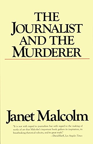 Pdf Reference The Journalist and the Murderer