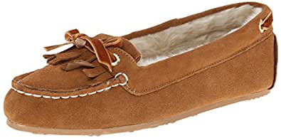 Sperry Top-Sider Women's Holly Moccasin, Tan, 5 M US