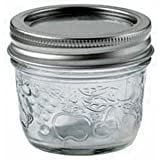Bernardin Mason Jars - 125 mL - Decorative