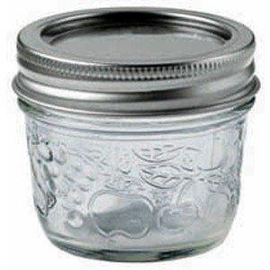 Bernardin Mason Jars - 125 mL - Decorative by Bernardin