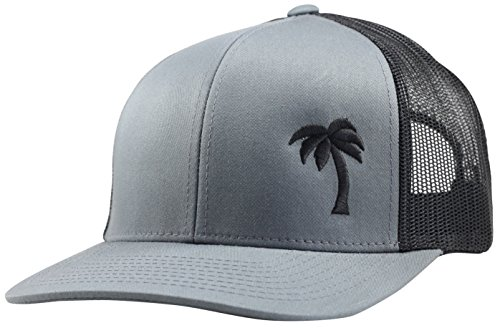 (Lindo Trucker Hat - Palm Tree Series)