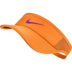 Nike Women`s Nikecourt Aerobill Adjustable Tennis Visor