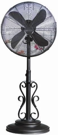 Deco Breeze - Ventilador de Exterior Resistente a la Intemperie ...