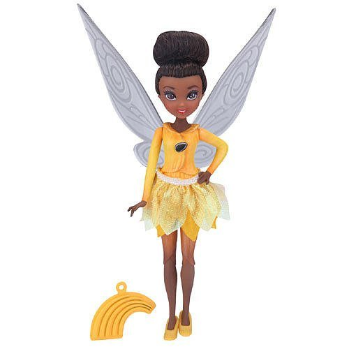 Disney Magic Glow Fairies: Iridessa 4.5 Inch Doll