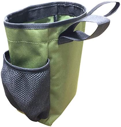 Multi-purpose Digger Tools Bag for PinPointer Metal Detector Pouch Bag Garden