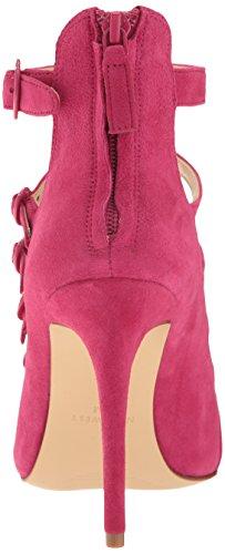 Nove Rosa Joylyn Ovest Delle Camoscio Sandalo Donne Vestito 4IIqwHn7