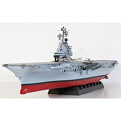 Model Rectifier 64008 1 By 350 Uss Intrepid Cv11 Essex Class Angled Deck Aircraft Carrier