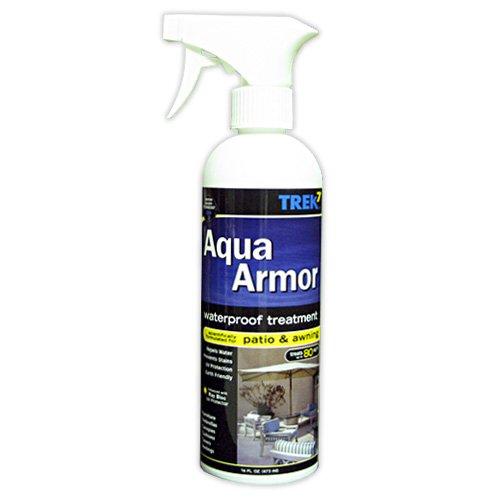 Trek7 Aqua Armor 16 oz. Fabric Waterproofing Spray for Patio and Awning by Trek7