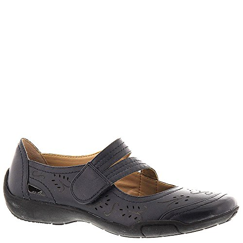 Ros Hommerson Women's Chelsea Navy Mary Janes 13 W