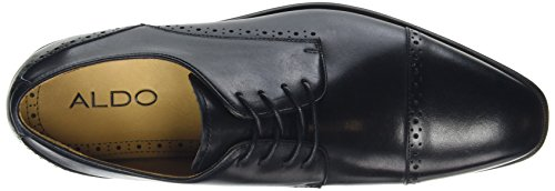 Aldo Bartibog, Scarpe Stringate Basse Brogue Uomo Nero (Black Leather/97)