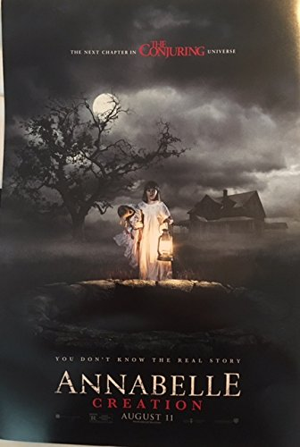 Movie Poster Annabelle Creation (17