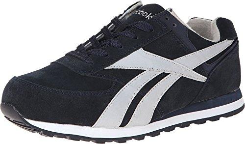 (Reebok Work Men's Leelap RB1975 Safety Shoe,Blue,12 M US)