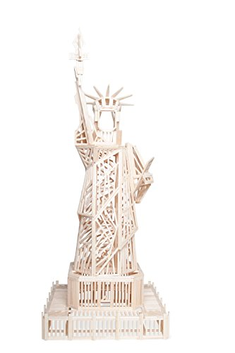 Bojeux Matchitecture - Statue of Liberty