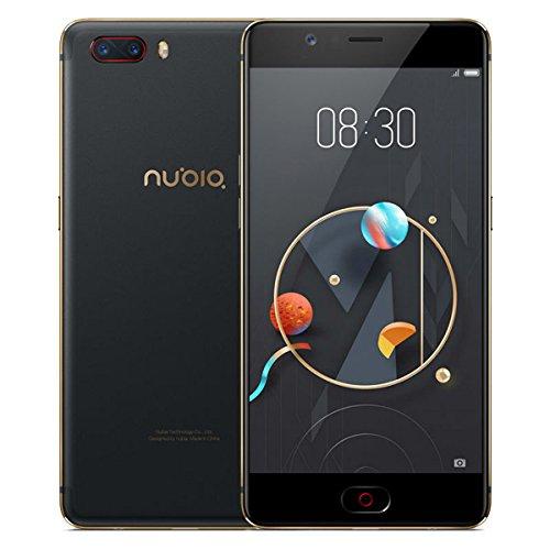 Nubia M2 Global Rom 5.5 inch 4GB RAM 128GB ROM Qualcomm Snapdragon 625 Octa Core 4G Smartphone SINGLE ITEM