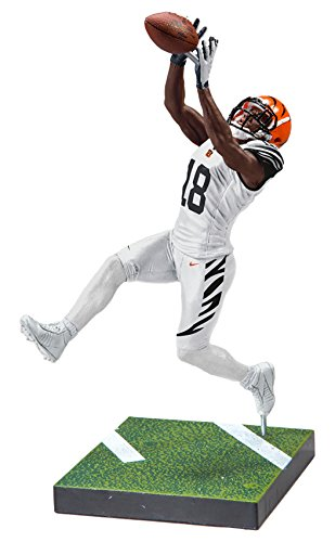 McFarlane Toys EA Sports Madden NFL 18 Ultimate Team Series 1 AJ Green Cincinnati Bengals Action Figure