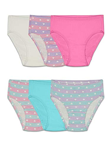 Fruit of the Loom Girls' Toddler Flexible Fit Brief