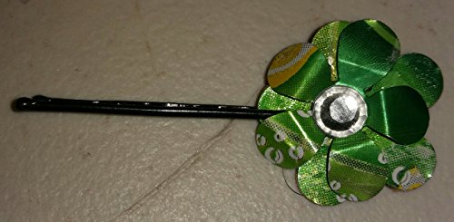 Sierra Mist Soda Pop Can Flower Hair Clip Bobby Pin ()