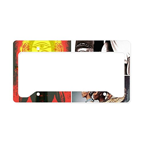 goddess license plate frame - 9