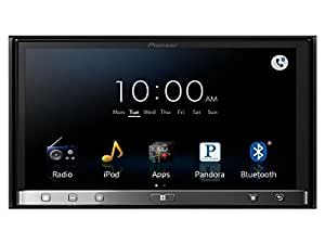 Pioneer AppRadio SPHDA210 In-Dash DVD Player with 7-Inch Capacitative Touchscreen (Discontinued by Manufacturer)