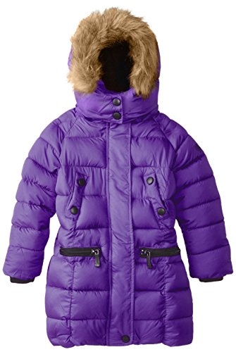 Long Jacket Available Outerwear Styles More Purple Weatherproof Girls' 5t6gqwSx