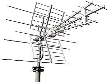 EMME ELLAS UHF-ANTENA VHF