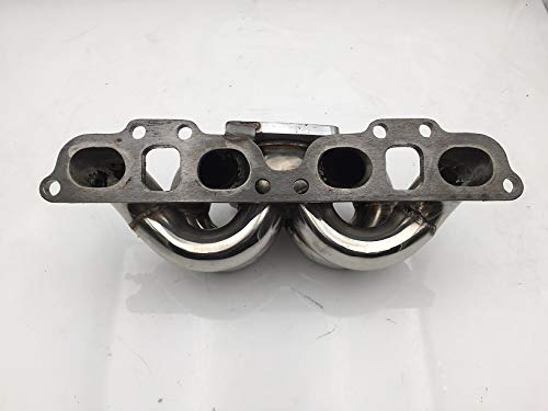 AJP Distributors T3 Turbo Manifold Wastegate Waste Gate Stainless Steel High Performance Top Mount Upgrade For 1989 1990 1991 1992 1993 1994 1995 1996 1997 1998 Nissan 240SX S13 S14 DR20 SR20DET