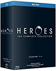 Heroes Stg.1-4 (Box 17 Br The Complete Collection)