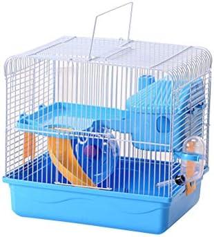 Balacoo Hamster Jaulas y hábitats Casa de Hamster portátil de ...