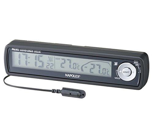solar car clock - 4