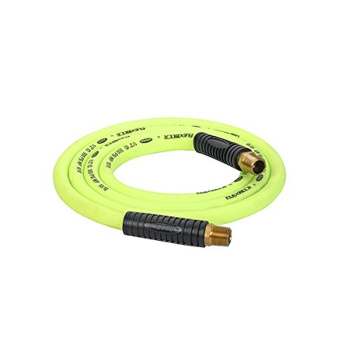 Legacy Flexzilla Swivel Whip Air Hose, 1/2 in. x 8 ft. (1...