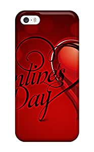 Brandy K. Fountain's Shop Case Cover Protector For Iphone 5/5s Happy Valentines Day Special Case 3144863K62318781