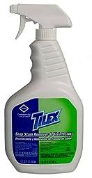 Tilex 35604 Commercial Solutions Soap Scum Remover, 32 fl oz Trigger Spray Bottle